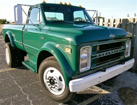 a 700 1ton truck 3 in plastic drop cloth and 3 for 3 tons of tap water u003d cheap mobile swimming price drop 1972 chevy c50 custom bring a trailer