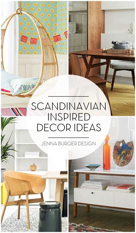 scandinavian inspired furniture scandinavian inspired decor ideas jenna burger