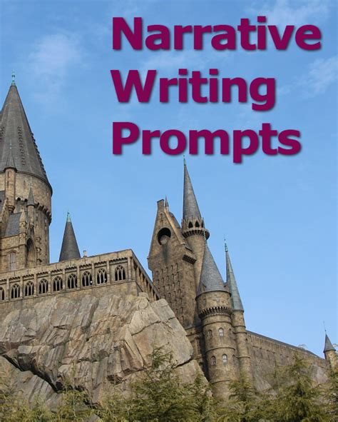 Fictional Narrative Essay Prompts by Fictional Narrative Writing Prompts Middle School