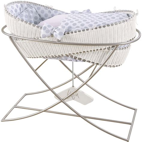 Leipold Cribs by Leipold Giulia Popstar Rocking Crib Available From W H