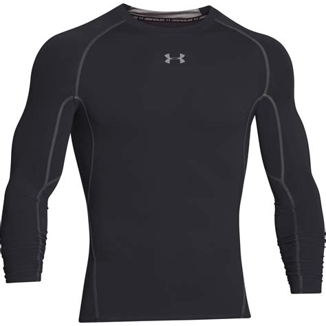 under armoire wiggle under armour heatgear armour long sleeve comp top compression base layers
