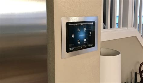 home design ipad walls iwalldock in wall tablet mounting system