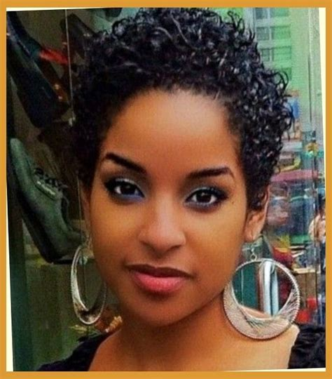 short afro hairstyles for round faces awesome african american short natural hairstyles for