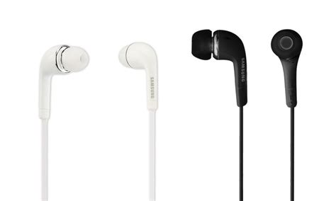 Headset Samsung Galaxy 2 samsung galaxy stereo headsets groupon