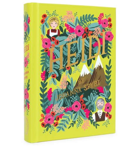 libro heidi puffin in bloom gorgeous books for giving and receiving modern mrs darcy
