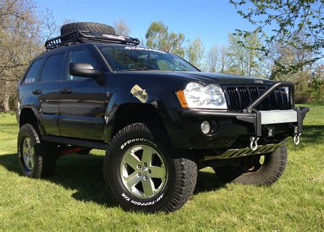 Wk Jeep Lifted 2005 Jeep Grand Pictures Jba Jeep Grand
