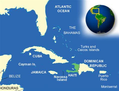 country of haiti map map of haiti terrain area and outline maps of haiti