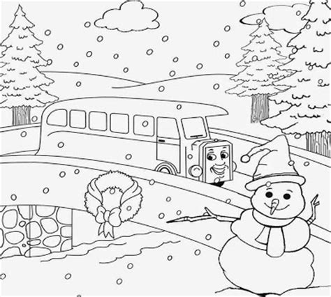 snow village coloring page free coloring pages printable pictures to color kids and