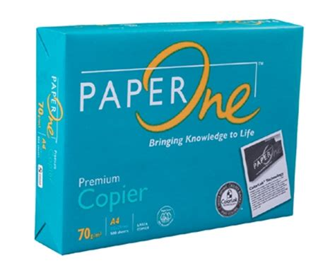 Kertas Paper One A4 Paper One 70 A4