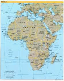 The Map Of Africa by Map Of Africa A Source For All Kinds Of Maps Of Africa