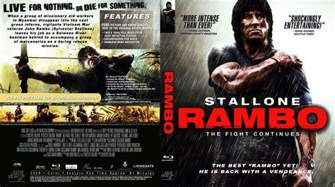 download film rambo 4 blu ray rambo movie blu ray custom covers rambo blu ray scan