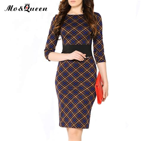aliexpress headquarters aliexpress com buy moqueen ladies plaid office dresses