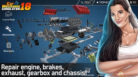 car mechanic simulator  apk indir  hileli mod