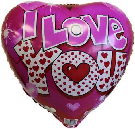 Dijamin Balon Foil You Are Loved i you foil balloon