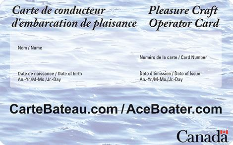 boating license quebec age boating license canada online certified exam aceboater