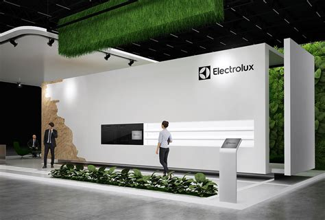 design design electrolux exhibition stand design gm stand design