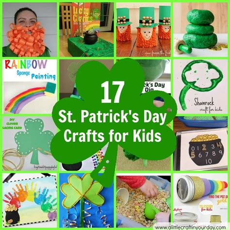 st s day craft 17 st s day crafts for craft holidays and craft activities