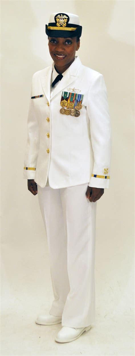 Officer White by Dress White
