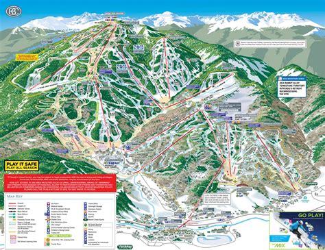 Bc Floor Plans 100 whitefish mountain resort trail map big mountain