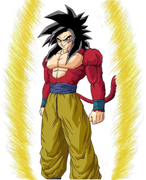 goku ss4 dragon ball z images ss4 goku ricardo98 hd wallpaper and