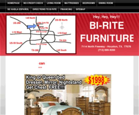 Birite Furniture Houston by Biritefurnitureonline Bi Rite Furniture