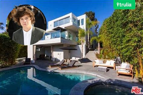 harry styles house harry styles 2016 brings a new house off the sunset strip