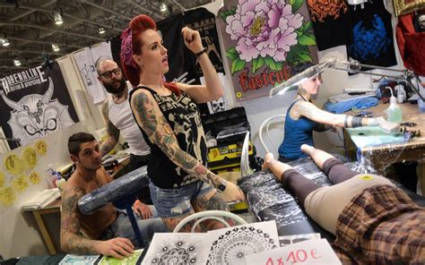tattoo convention milano 2017 milano tattoo convention 2017 oltre 400 artisti dei