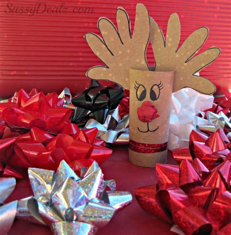 20 toilet paper roll christmas crafts for the most
