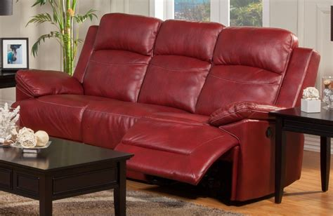 red reclining sofa cortez red dual reclining sofa 20 244 30 prd new classics