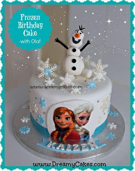 Tikar Lipat Elresas frozen cakes and birthday ideas