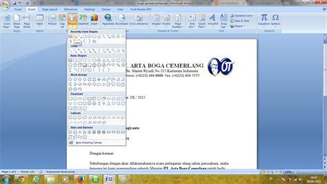 aplikasi membuat undangan elektronik tugas aplikasi komputer cara membuat surat undangan resmi