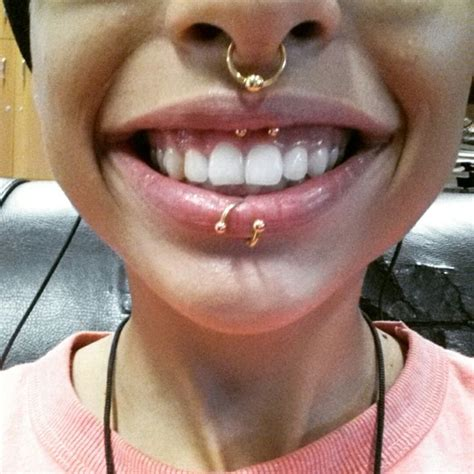 septum tattoo 867 best tattoos and piercings images on