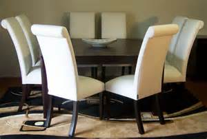 Modern Round Dining Table And Chairs » Home Design 2017