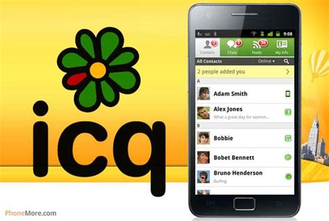Icq Search Icq Is Back In Times Of Whatsapp Phone More