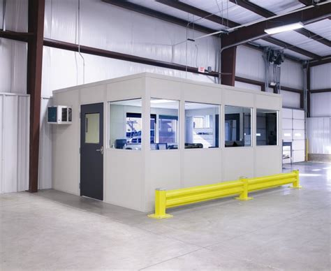 Modular Office by In Plant Offices Matrix Material Handling Inc