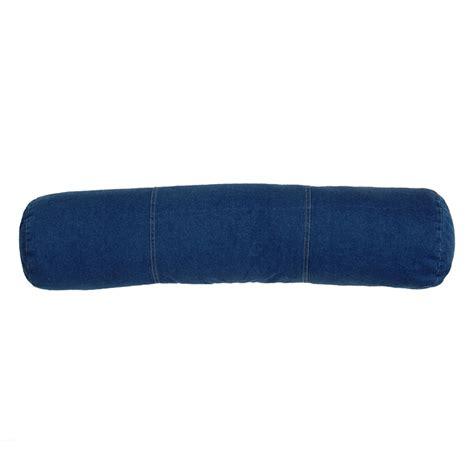 Bolster Pillow by American Denim Jumbo Bolster Pillow