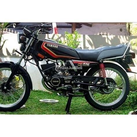 Modifikasi Rx King Warna Hitam by Yamaha Rx King Th 1996 Modifikasi Total Jadi Rx King Tahun