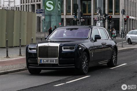 roll royce 2020 rolls royce phantom viii 19 december 2017 autogespot