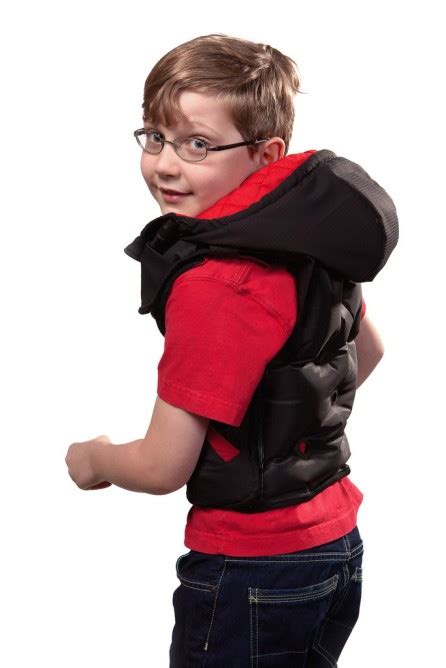 anxiety vest snug vest calms you by hugging you whenever you are stressed