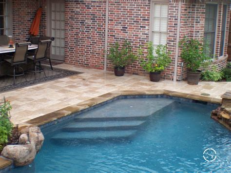 swimming pool deck surfaces northern texas dallas tx southernwind pools
