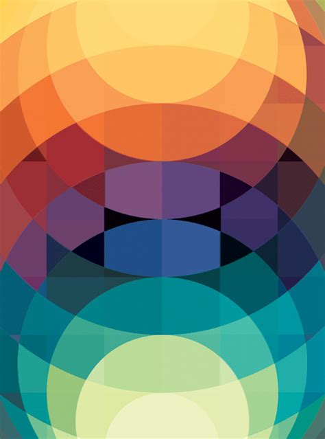 art design with geometric figures art of posters the colorful geometric graphic designs of