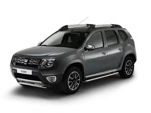 Renault Duster Specials New Dacia Duster Steel Sandero Special Editions