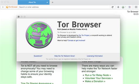 Tor Search Simple Tor Setup On Macos 166 Kremalicious
