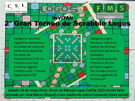 what is the elo rating in scrabble federaci 243 n mexicana de scrabble segundo gran torneo de