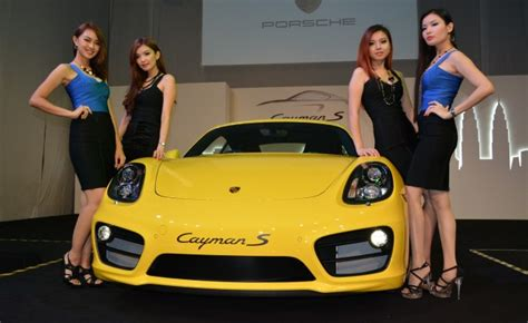 Casing Hp Iphone 7 Plus Porsche Cayman Custom Hardcase Cover porsche cayman and cayman s launched from rm500k