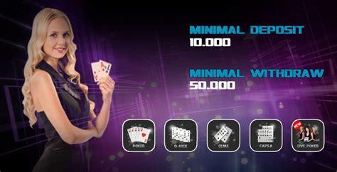 daftar kiu kiu minimal deposit  ribu poker kartu