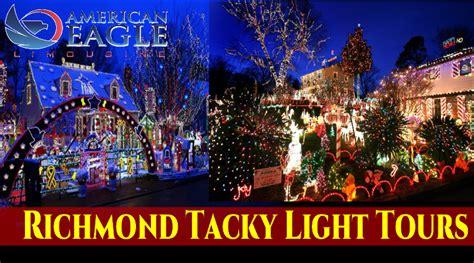 tacky lights tour richmond va washington dc northern va and maryand tours american eagle limousine washington dc limo and