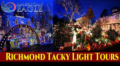 tacky light tour richmond va washington dc northern va and maryand tours