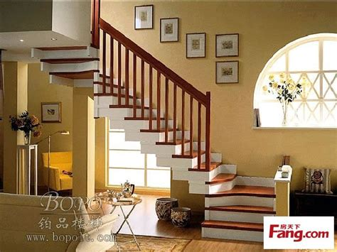 Small House Staircase Designs 房天下相册首页 搜房网