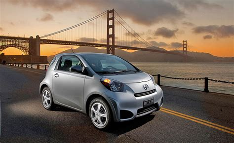 slammed smart car 2012 scion iq review edmunds autos post